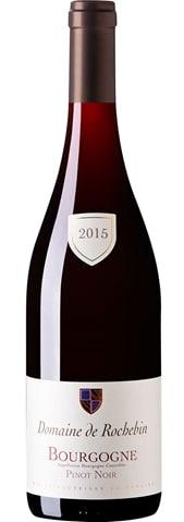 vinho bourgogne pinot noir rochebin