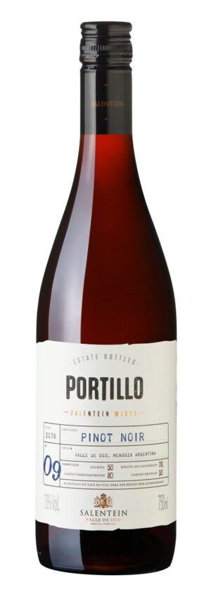 Vinho Salentein Portillo Pinot Noir Argentino