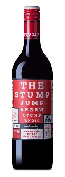 vinho tinto australiano stump jump red