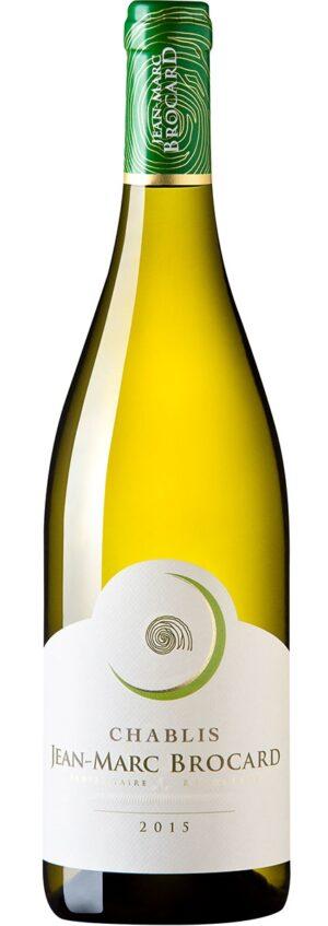 Domaine Brocard Chablis vinho