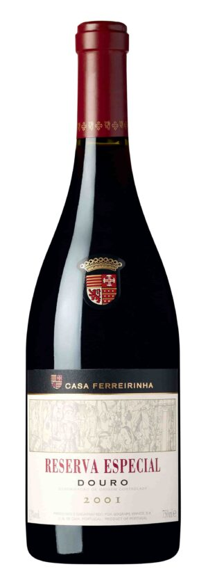 vinho Ferreirinha Reserva Especial