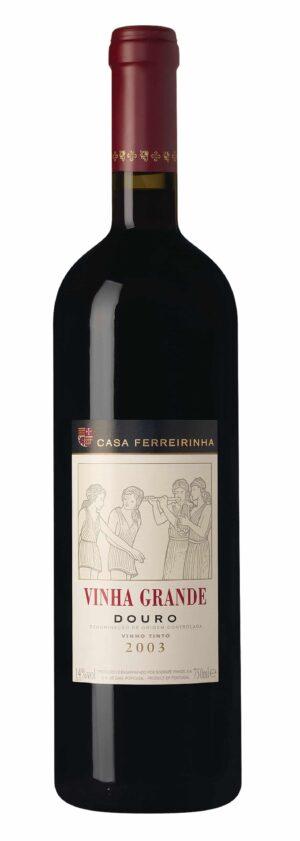 Vinho Casa Ferreirinha Vinha Grande Tinto