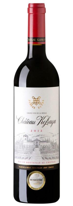 vinho libanês Château Kefraya