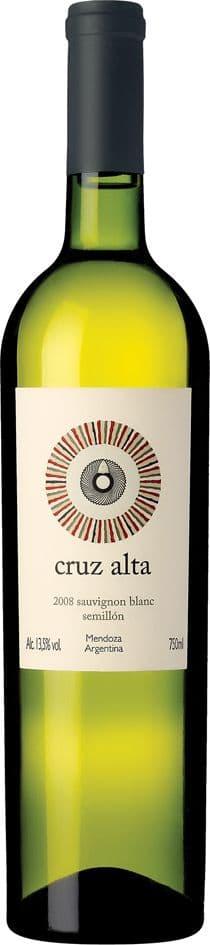 Rutini Wines Cruz Alta Sémillon-Sauvignon Blanc Vinho Branco Argentino