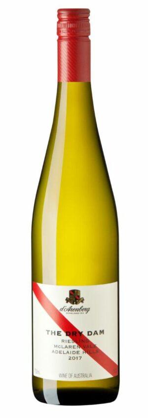 Vinho branco Australiano d'arenberg the dry dam riesling