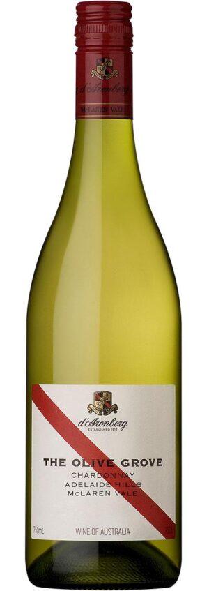 d'arenberg The Olive Grove Chardonnay vinho australiano