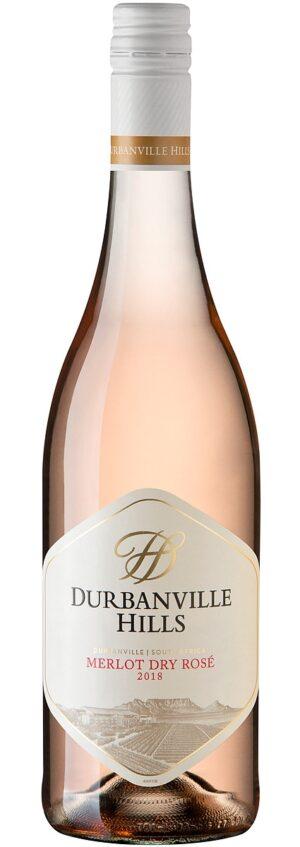 Vinho Sul Africano Durbanville Hills Rosé Merlot