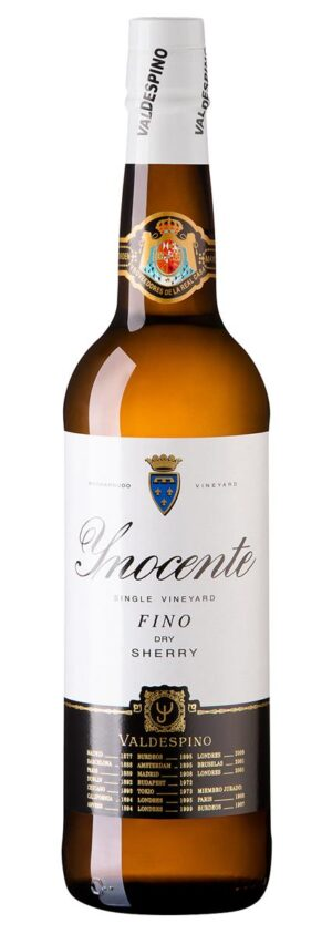 Inocente Fino vinho fortificado