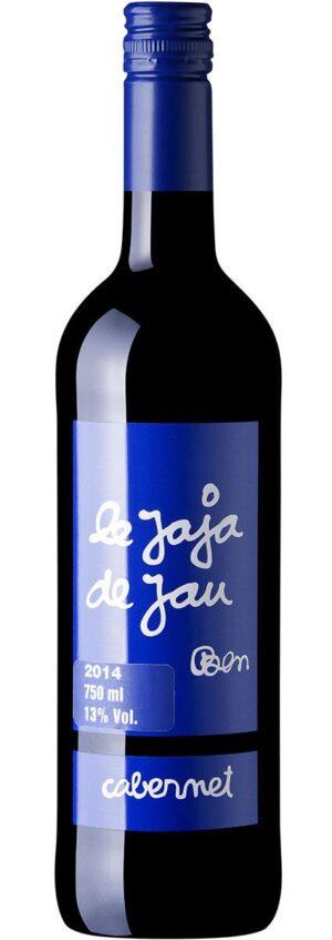Le Jaja de Jau Cabernet Sauvignon VdP d'Oc vinho francês garrafa