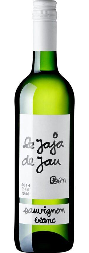 Le Jaja de Jau Sauvignon Blanc vinho branco francês