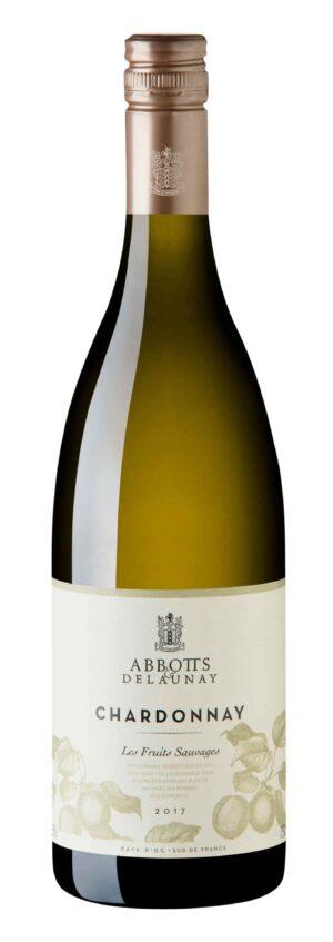 Les Fruits Sauvages Chardonnay Pays d'Oc IGP vinho francês