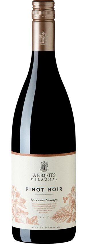 Les Fruits Sauvages' Pinot Noir Pays d'Oc IGP vinho tinto francês