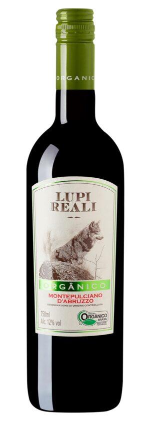 Lupi Reali Montepulciano d'Abruzzo vinho tinto italiano