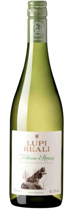 Lupi Reali Trebbiano d'Abruzzo vinho italiano