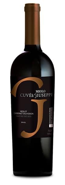 vinho miolo cuvee giuseppe cabernet merlot