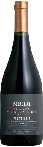 vinho miolo single vineyard pinot noir
