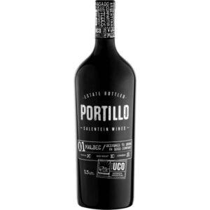 Vinho Portillo Malbec Magnum Garrafa 1,5L