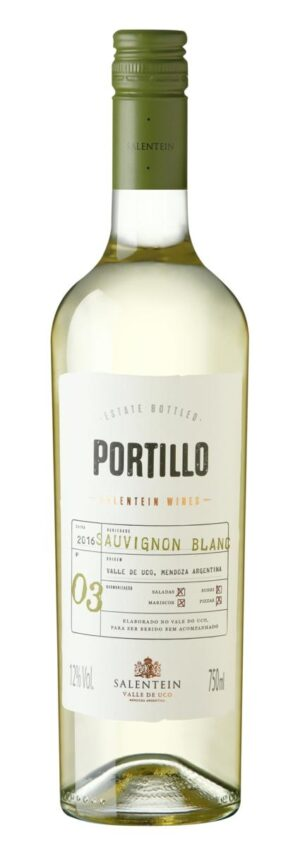 Vinho Portillo Sauvignon Blanc Argentino