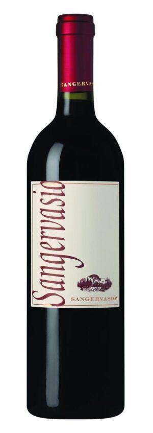 vinho tinto italiano Sangervasio Rosso