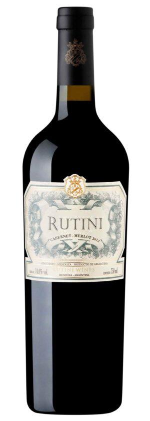 Vinho Rutini Cabernet Merlot Argentino
