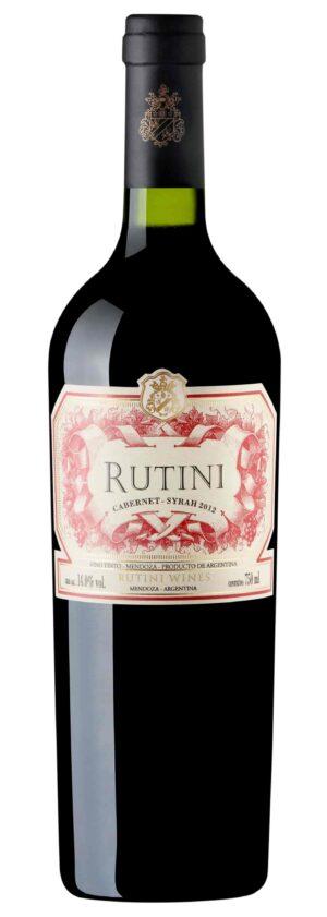 Vinho Rutini Cabernet Syrah Argentino
