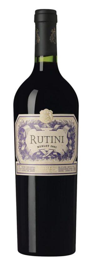 Vinho Rutini Merlot Argentino
