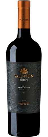Vinho Tinto argentino salentein reserve blend