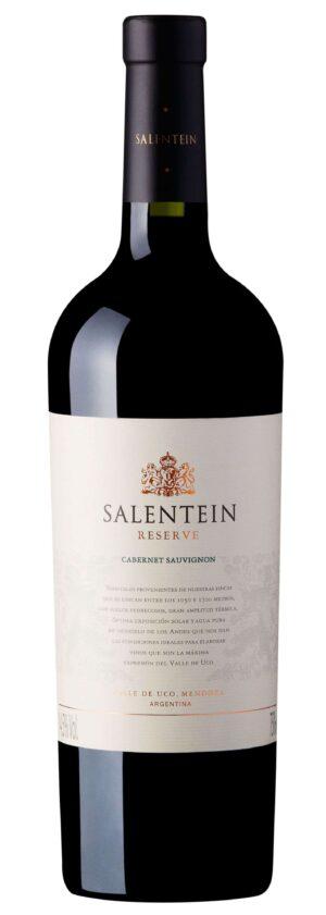 Vinho salentein reserve cabernet sauvignon Argentino