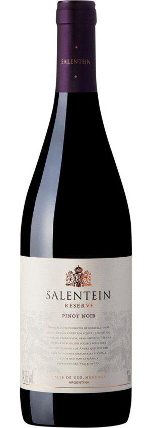 Vinho Salentein Reserve Pinot Noir Argentino