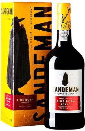 Vinho do Porto Sandeman Ruby