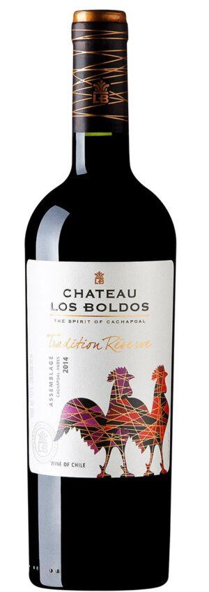 Château Los Boldos Vinho - Tradition Réserve Assemblage Chile