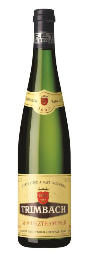 Trimbach Gewürztraminer vinho francês