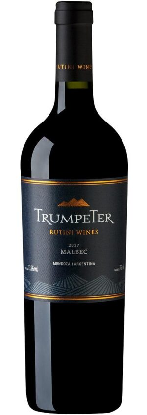 Rutini Wines Vinho trumpeter malbec argentino