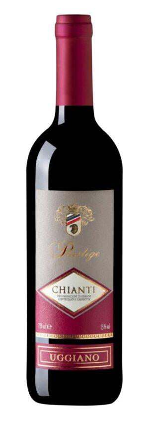 vinho tinto italiano Uggiano Prestige Chianti DOCG