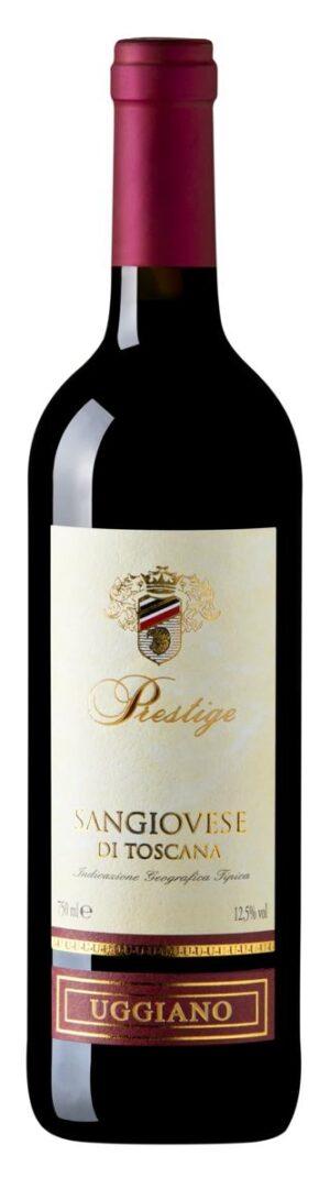 vinho tinto italiano Uggiano Prestige Sangiovese di Toscana IGT