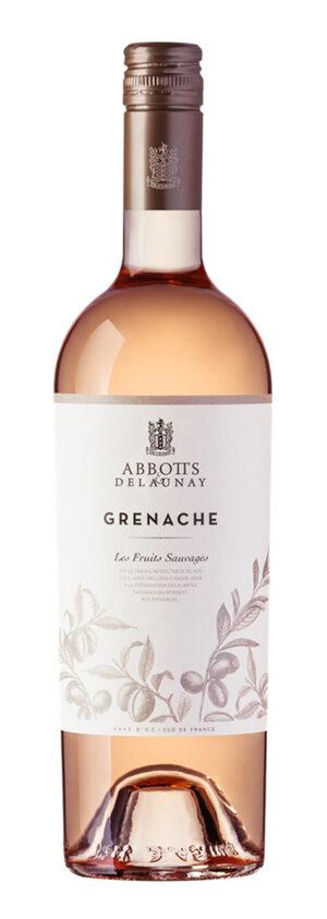 vinho abbotts delaunay les fruits sauvages grenache rosé
