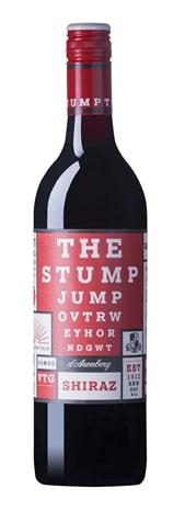 the stump jump shiraz australiano