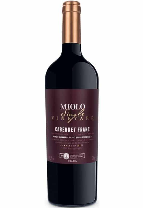 Miolo Single Vineyard Cabernet Franc